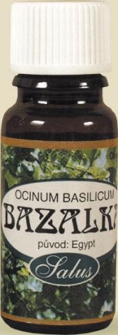 Éterický olej - Bazalka