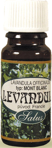 Éterický olej - Levandula