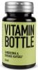 Reishi a Shiitake - Vitamin Bottle