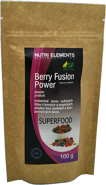 Berry Fussion Power