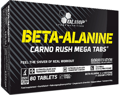 Beta Alanine Carno Rush