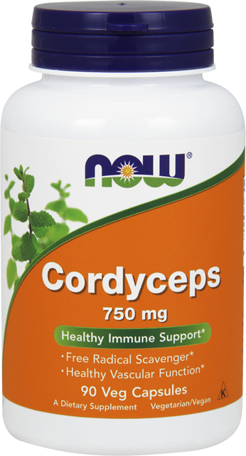 Cordyceps Now foods