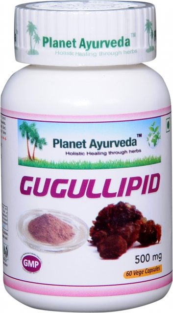 Gugullipid Kapsuly