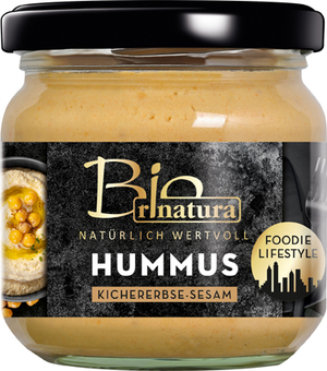 Hummus - krém so sezamom