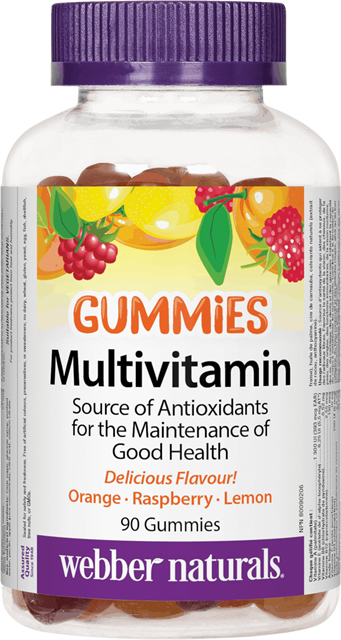 Multivitamín GUMMIES
