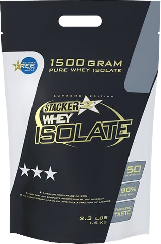 Whey Isolate proteín