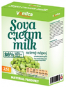 Soya cream milk